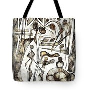 Abstraction 2217 Tote Bag