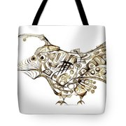 Abstraction 2248 Tote Bag