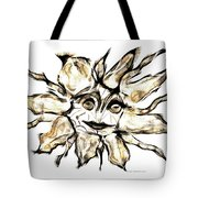 Abstraction 2252 Tote Bag
