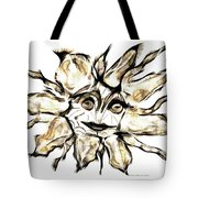 Abstraction 2254 Tote Bag