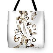 Abstraction 2256 Tote Bag