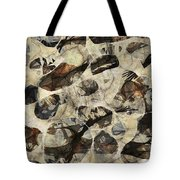 Abstraction 2322 Tote Bag