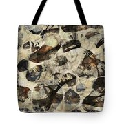 Abstraction 2323 Tote Bag