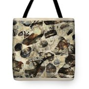 Abstraction 2324 Tote Bag