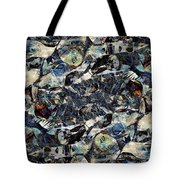Abstraction 2326 Tote Bag