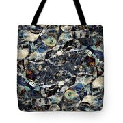 Abstraction 2327 Tote Bag