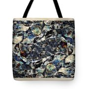 Abstraction 2328 Tote Bag