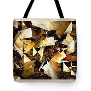 Abstraction 2398 Tote Bag