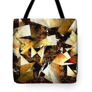 Abstraction 2399 Tote Bag