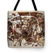 Abstraction 2406 Tote Bag