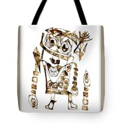 Abstraction 2422 Tote Bag