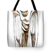 Abstraction 2427 Tote Bag