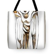 Abstraction 2428 Tote Bag