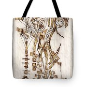 Abstraction 2565 Tote Bag