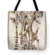 Abstraction 2567 Tote Bag
