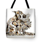 Abstraction 2737 Tote Bag
