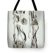 Abstraction 2822 Tote Bag