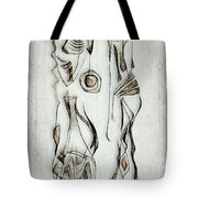 Abstraction 2823 Tote Bag