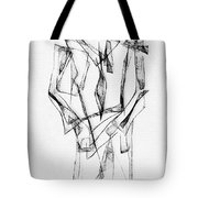 Abstraction 2852 Tote Bag