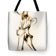 Abstraction 2913 Tote Bag