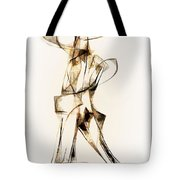 Abstraction 2914 Tote Bag