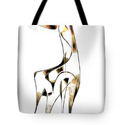 Abstraction 2916 Tote Bag