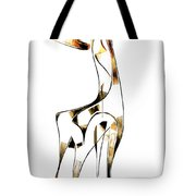 Abstraction 2918 Tote Bag