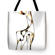 Abstraction 2919 Tote Bag