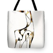 Abstraction 2923 Tote Bag