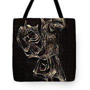 Abstraction 2969 Tote Bag