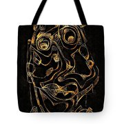 Abstraction 2979 Tote Bag