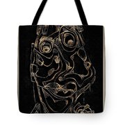 Abstraction 2982 Tote Bag
