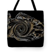 Abstraction 2983 Tote Bag