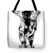 Abstraction 3003 Tote Bag