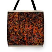 Abstraction 3047 Tote Bag