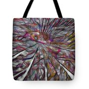 Abstraction 3096 Tote Bag