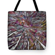 Abstraction 3097 Tote Bag