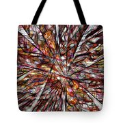 Abstraction 3100 Tote Bag