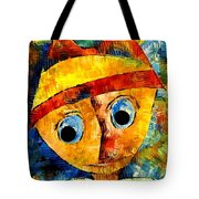 Abstraction 3201 Tote Bag