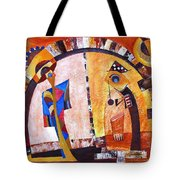 Abstraction 3220 Tote Bag