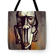 Abstraction 3294 Tote Bag