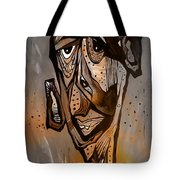 Abstraction 3297 Tote Bag