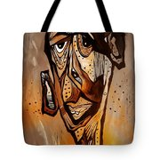 Abstraction 3299 Tote Bag