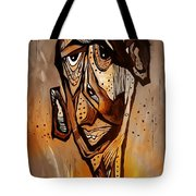 Abstraction 3300 Tote Bag