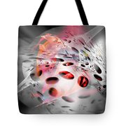 Abstraction 3306 Tote Bag