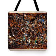 Abstraction 3377 Tote Bag