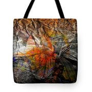 Abstraction 3415 Tote Bag