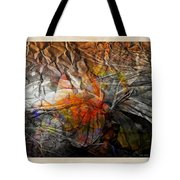 Abstraction 3417 Tote Bag