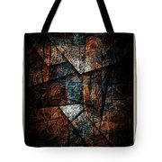 Abstraction 3421 Tote Bag