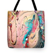 Abstraction #36  Tote Bag